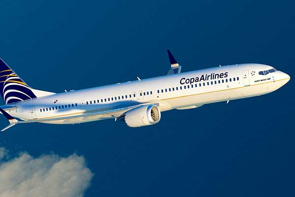 copa airlines 737
